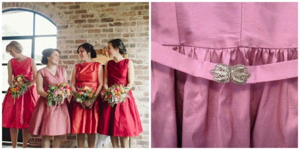 Bridesmaid Collage